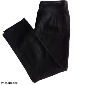 Plus Lee sz 14 black relaxed fit jeans